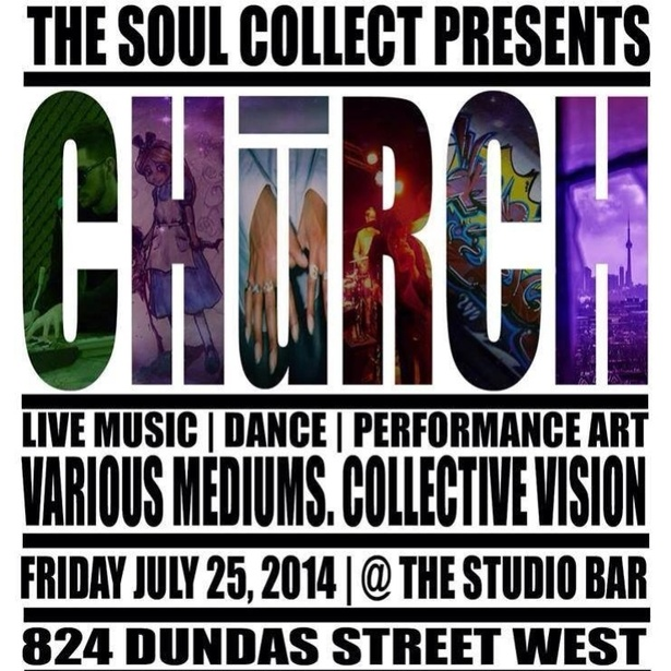 The Soul Collect Presents 'CHuRCH'