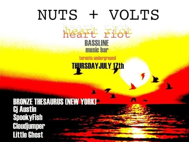 Nuts & Volts: Heart Riot