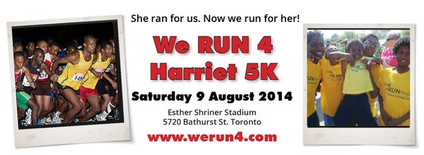 Run 4 Harriet 5K