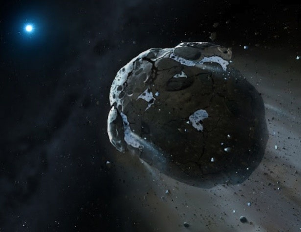 U of T Planetarium Show: Moons, Asteroids and Comets