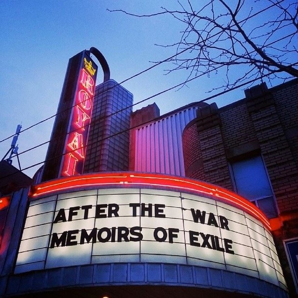 Raindance Indie Nites: After the War Canadian Premiere