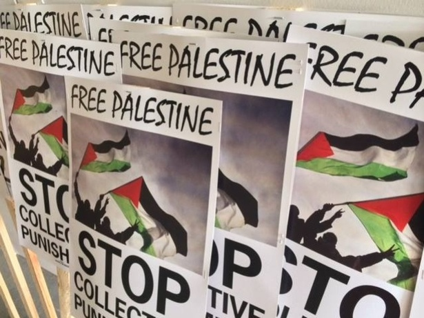SOLIDARITY WITH GAZA: CITY-WIDE RALLY