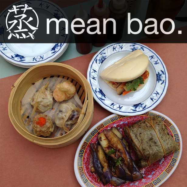 Dim Sum Sampler at Mean Bao with Toronto Common