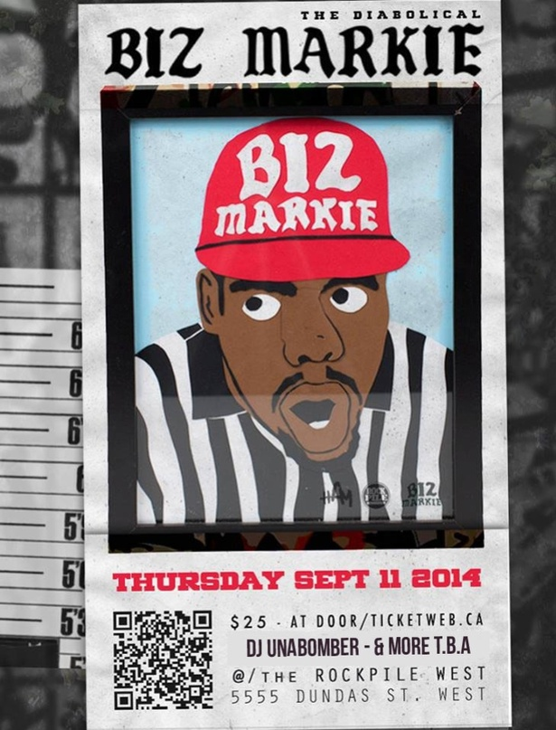 Biz Markie 20th Anniversary of Just A Friend @ Rockpile West