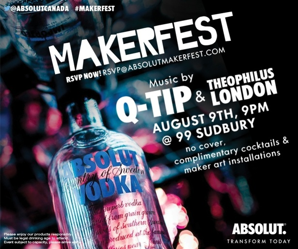 Absolut Makerfest