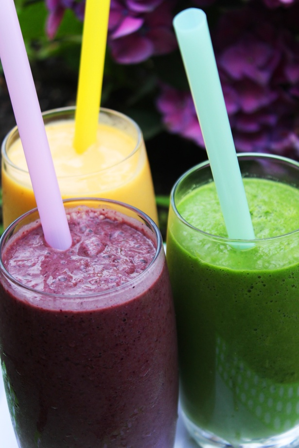 Perfect Smoothie Workshop