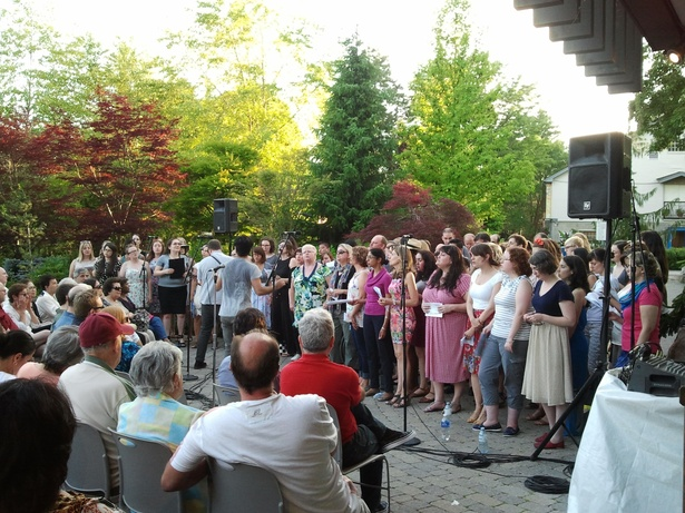 Edwards Summer Music Series: Gardens of Song