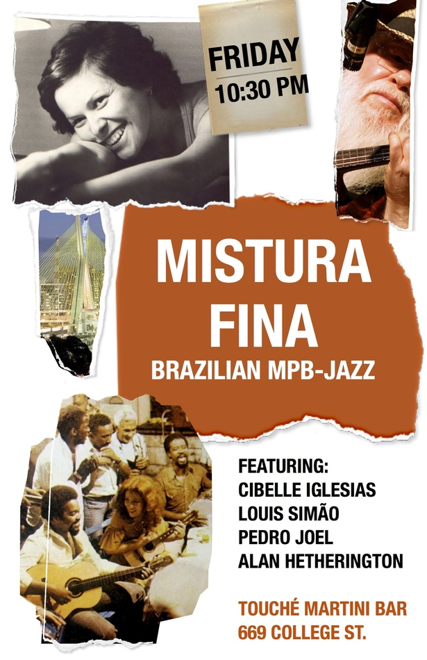 Brazilian Jazz with Mistura Fina
