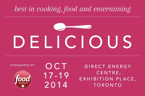 Delicious Food Show 2014