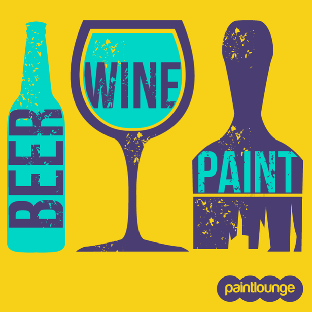 Beer, Wine & Paint Summer Party
