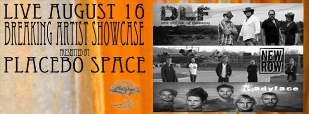 Breaking Artist Showcase - DLF and New Row WSG Ladyface