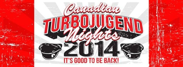 Canadian Turbojugend Nights 2014