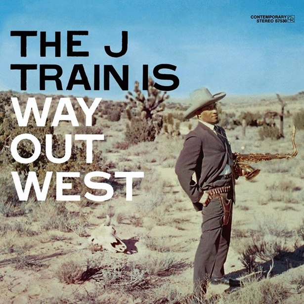 The Passenger Presents: The J-Train is Way Out West