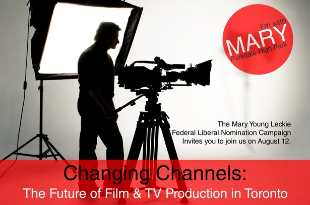 Changing Channels: The Future of Film and TV Production in Toronto