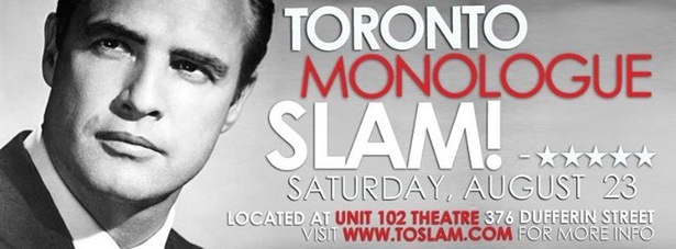 The Toronto Monologue Slam