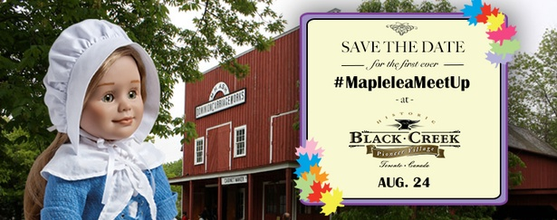 Maplelea Meet-Up at Black Creek Pioneer Village