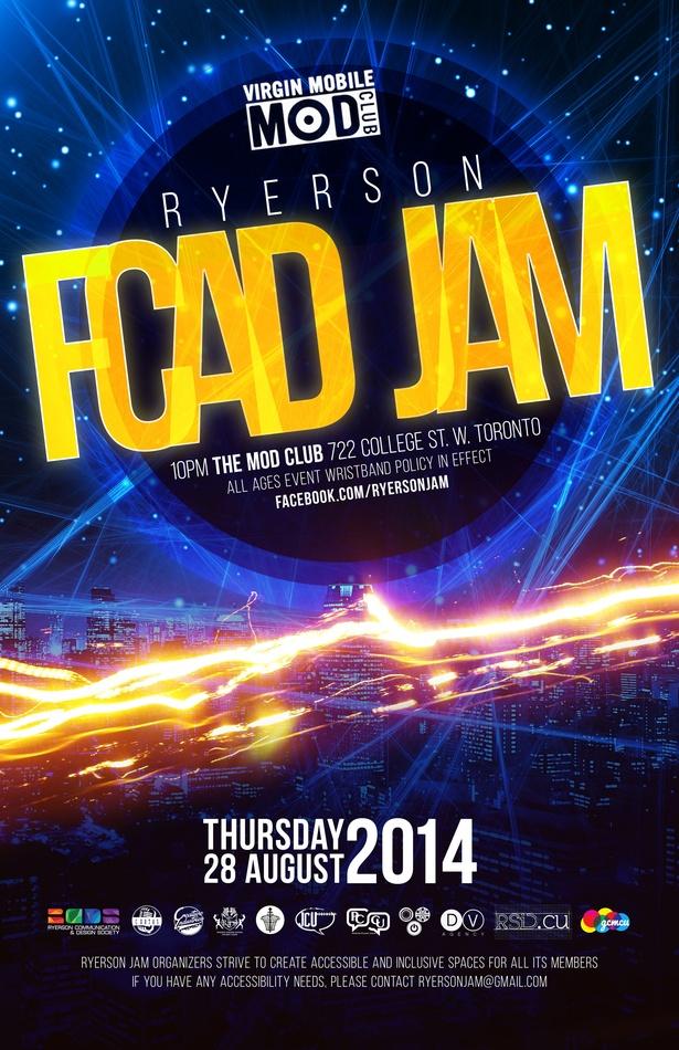 Ryerson FCAD Jam