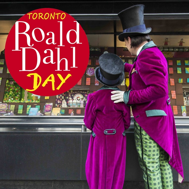 5th Annual Toronto Roald Dahl Day