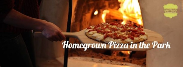 Homegrown Pizza in the Park -- Friday August 29