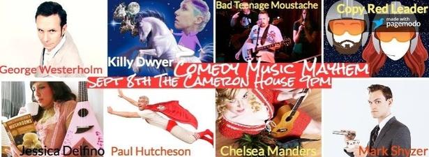 Comedy Music Mayhem