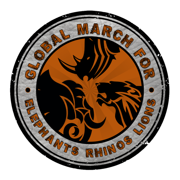 Global March for Elephants, Rhinos and Lions - Toronto