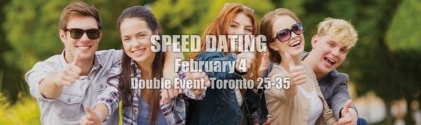25 dates speed dating