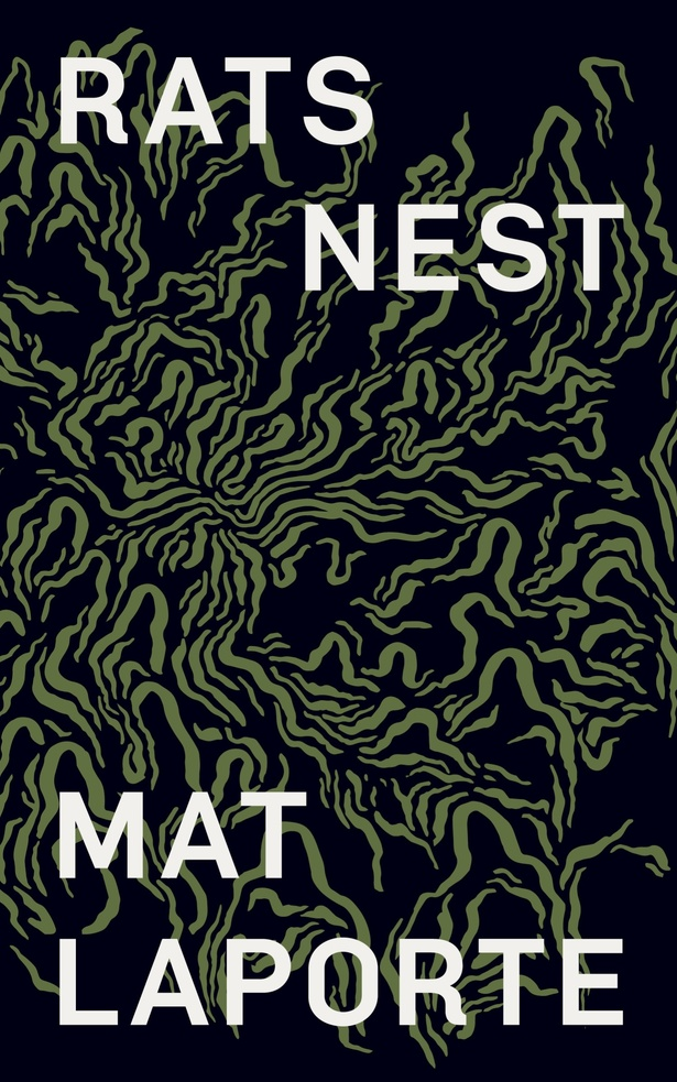 Rats nest by mat laporte a book launch and remix party for Laporte parade 2016