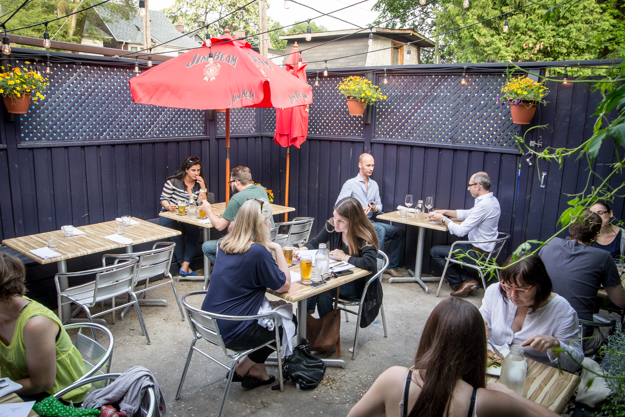 toronto patio guide brooklyn tavern
