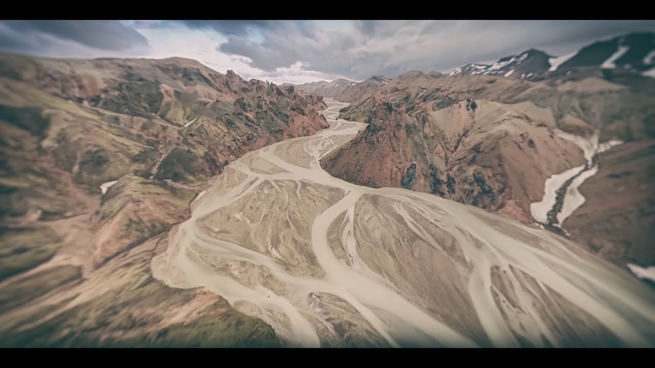 Iceland in 360° VR video