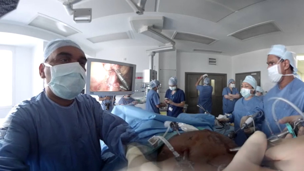 Medical Realities Live 360 Stream 14 April 2016