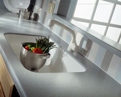 Dupont Corian - Blue Pebble