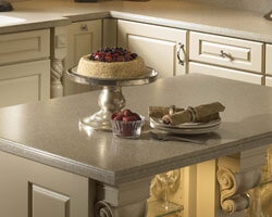 Casera Hi-MACS Kitchen Countertops
