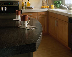 Dupont Corian - Cocoa Brown