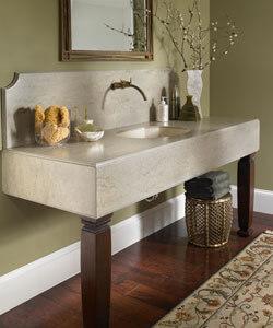 Sagebrush Corain Vanity