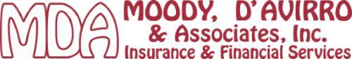 Moody, D'Avirro & Associates Logo
