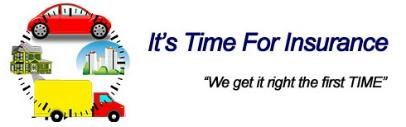 Time for Insurance Logo