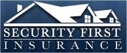 Security First Insurance Agency Logo