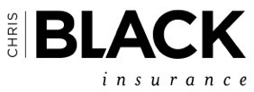 Chris Black Insurance Logo