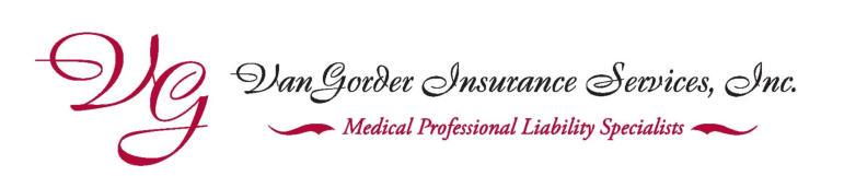 VanGorder Insurance Services Logo