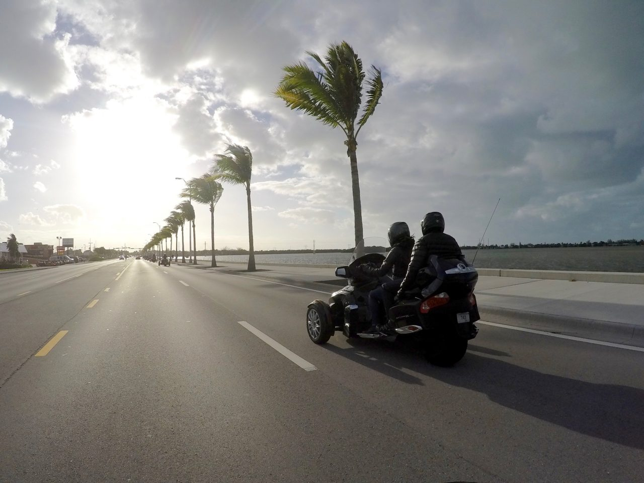 Lifestyle Photography: Can-Am Spyder Marketing Campaign