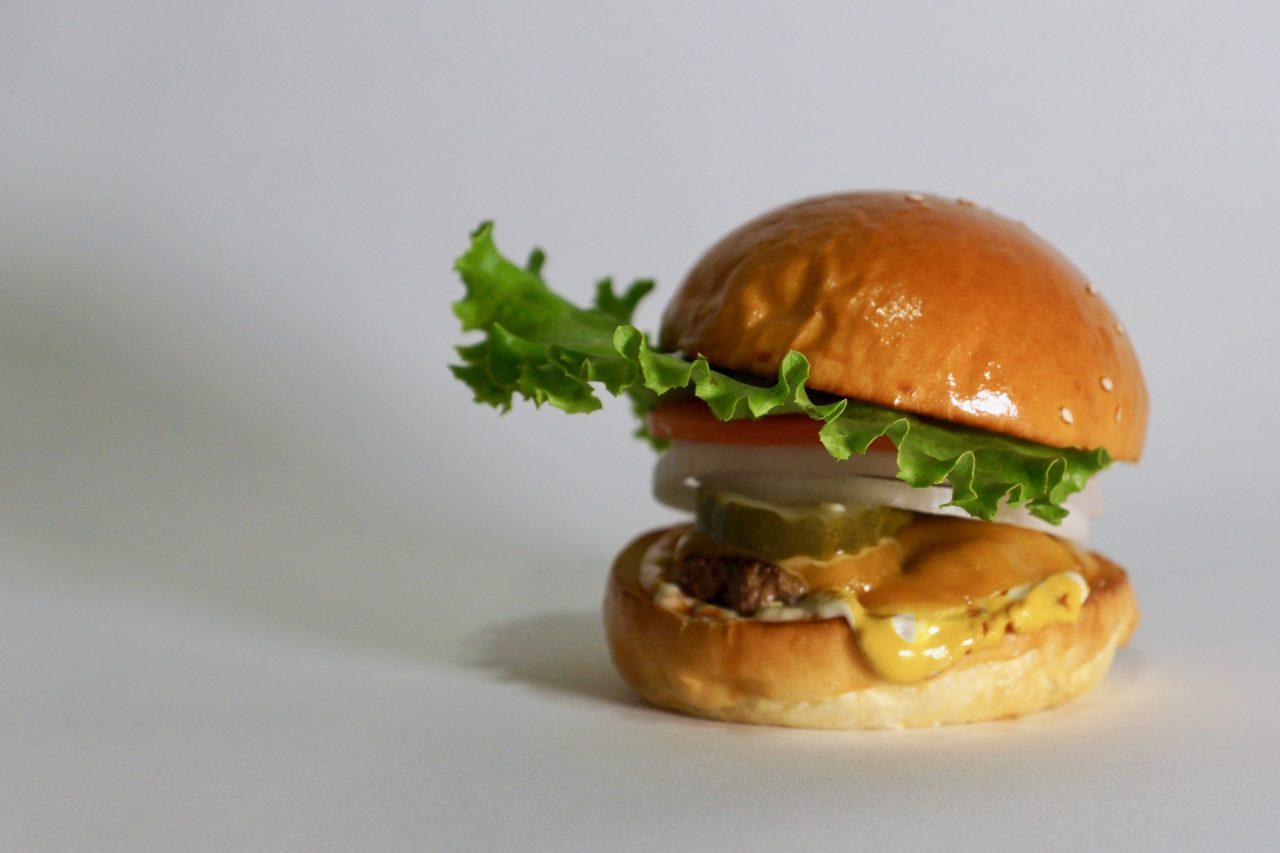 Burger Place Social Media Management