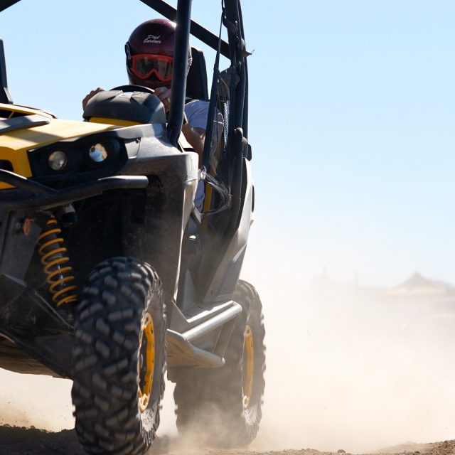 Powersports Photography: Can-Am Off Road Photoshoot Production