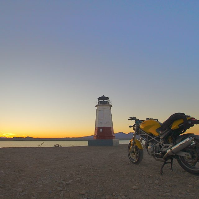 Lifestyle Photography for Social Media: Ducati Motorcycle