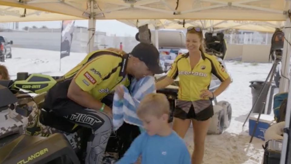 Video Production: Anthony Radetic's One Fun Day with Sea-Doo Racing Event