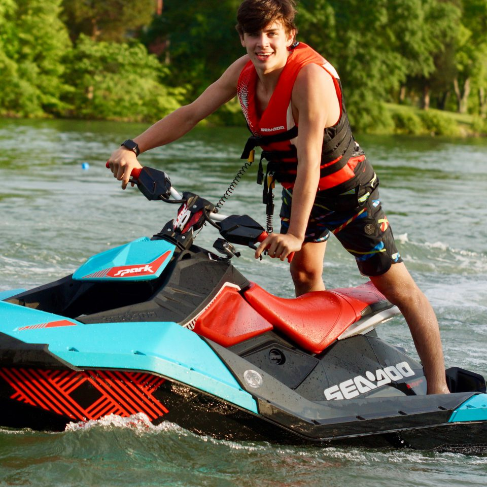 "Social Star and Social Video Campaign for Sea-Doo's ""One Fun Day"""