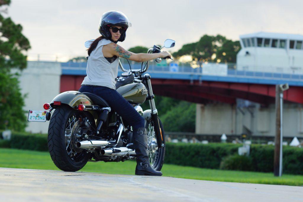 Commercial Motorcycle Photography Project: Arnott Merritt Island Florida