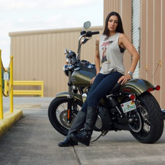 Melbourne Florida Commercial Motorcycle Photography Production