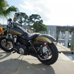 Harley-Davidson Arnott Motorcycle Air Suspension