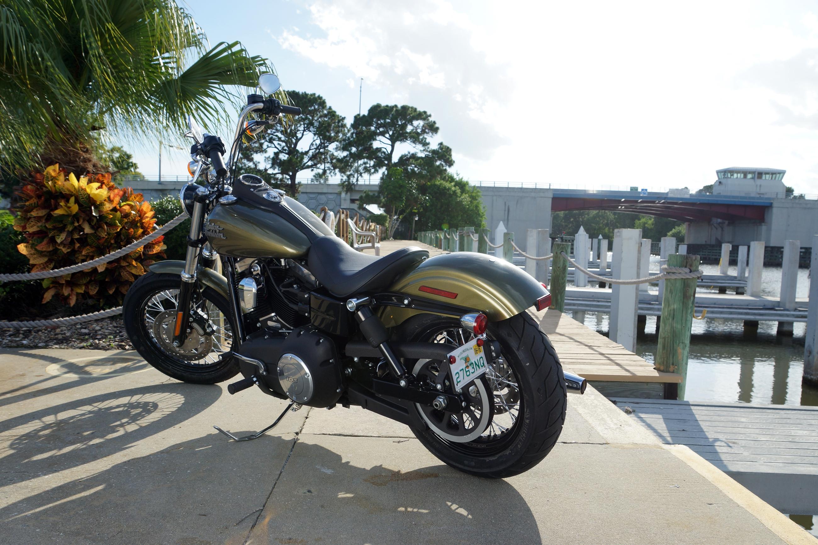 Harley-Davidson Arnott Motorcycle Air Suspension