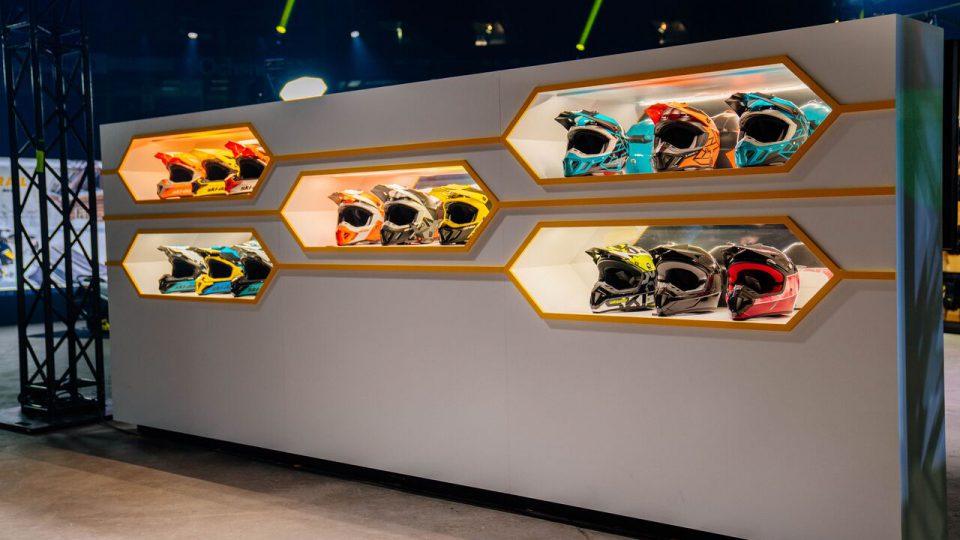 New Orleans Club Ski Doo 2019 Helmet Collection